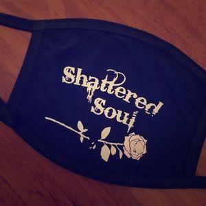 Shattered soul mask
